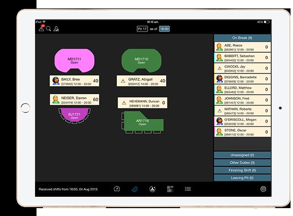 virtual roster digital instinct scheduling software workforce